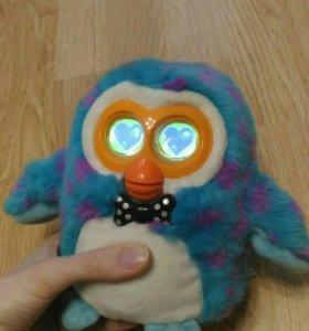 Интерактивная игрушка совенок Савва
