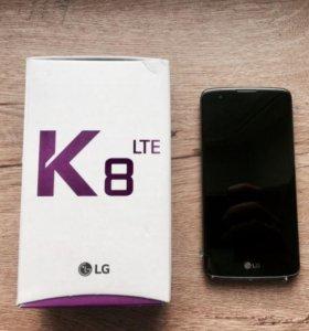 Телефон LG K8 K350E