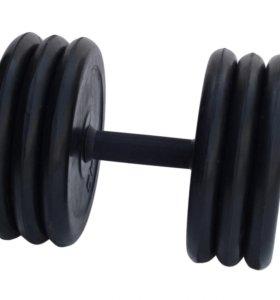 Гантели 32 кг Барбелл Атлет в Орле