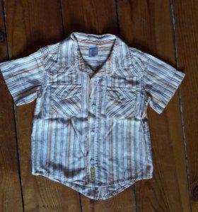 Рубашка на 12-18 месяцев