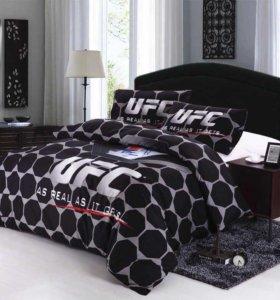 Постельное белье UFC