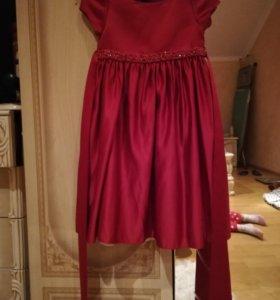 Платье 4-6лет
