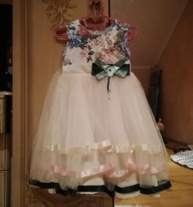 Платье4-6лет