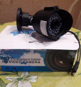 Камера наружного наблюдения