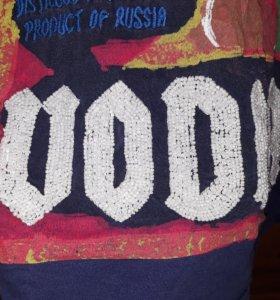 Футболка vodka )))