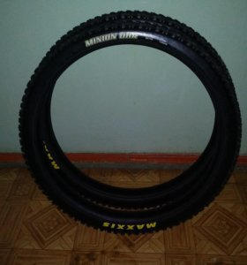 Покрышки Maxxis Minion DHR 2.5
