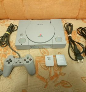 Sony Playstation 1 SCPH - 5502