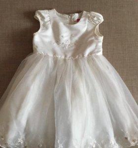Детские платья 2-3 года