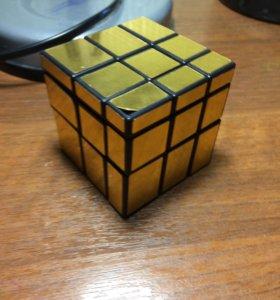 Зеркальный кубика рубрика