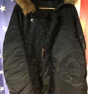 Большой размер ,американские аляски