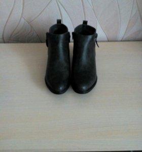 Ботинки новые (Германия)р 37