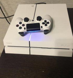 Игровая консоль Sony PlayStation 4 White 500 gb