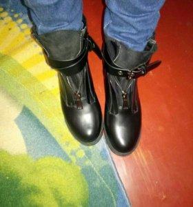 Ботинки (новые осень -весна)