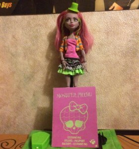 "Кукла ""Monster High"" Марисоль Кокси"
