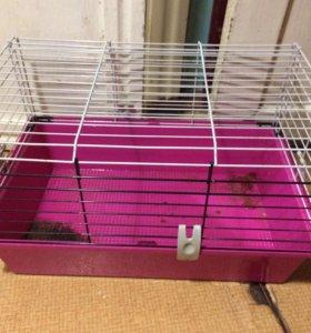 Клетки для грызунов кроликов шиншил
