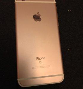 Как новый iPhone 6s rose gold