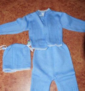 Детский костюм-тройка