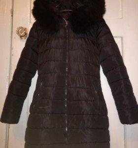 Куртка женская, удлиненная
