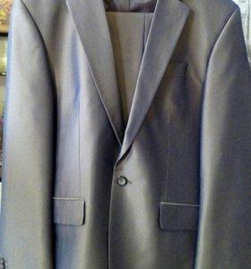 Костюм(пиджак+брюки)возм.торг