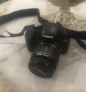 Фотоаппарат canon 500 d
