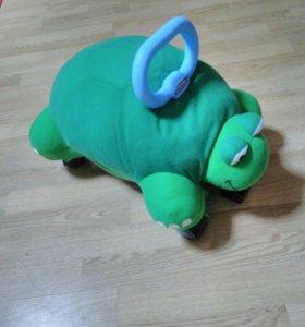 Каталка-черепаха Little tikes