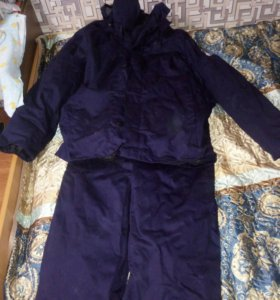 Зимний костюм сварщика