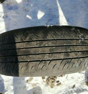 Комплект колес на шкоду