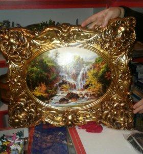 Картина мален 2т550 ваза 2т550 ваза 4т850р