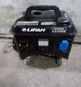 Бензогенератор Lifan lf1200-A