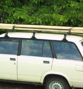 Багажник на крышу НИВА и ВАЗ 2104,05,06,07