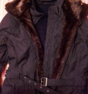 Зимняя куртка Zermatt