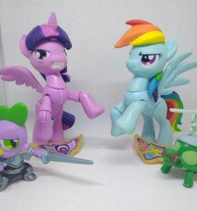 Игрушки MLP My little pony Twilight Rainbow