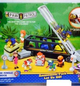 Щенячий патруль (Paw Patrol) новые