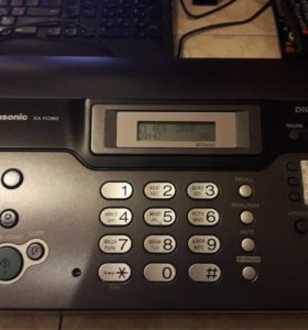 Факс Panasonic KX-FC962RU