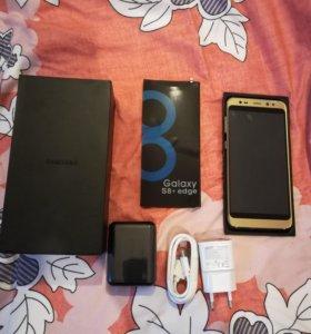 Продам или Обменяю  реплику  Самсунг S8+