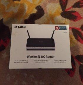 D-link N300 Dir-615.