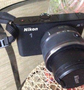 Фотоаппарат Nikon 1 J3