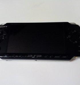 PSP+6дисков+зарядка+флешка 2GB