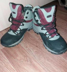 Зимние кросовки для мальчика 40 размер