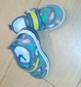 Ботинки 20 р