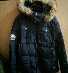 Куртка зимняя Spesh original.