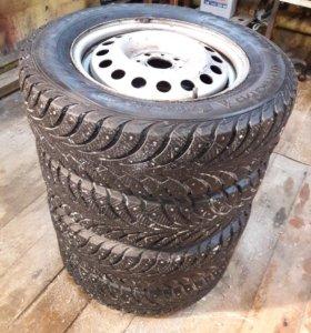 Комплект колес на ВАЗ