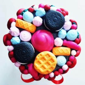 Баночка для сладостей или разных мелочей