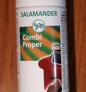 SALAMANDER пенка для очищения замши, нубука...