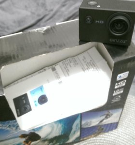 "Экшн-камера / видеорегистратор ""GiNZZU FX115GL"""