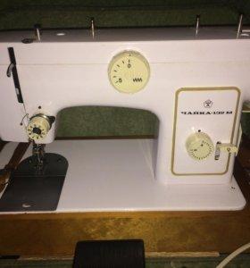 Новая Швейная машинка Чайка 132м