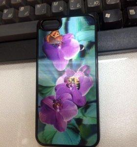 Чехол 3D для iPhone 5/5s,SE