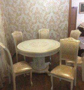 """столы """"версаче"""""""
