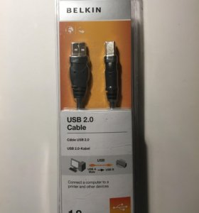 Belkin printer USB 2.0 Cable