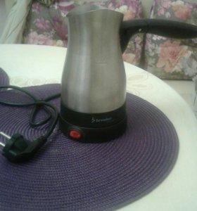 кофеварка электрическая Breelon BR-201